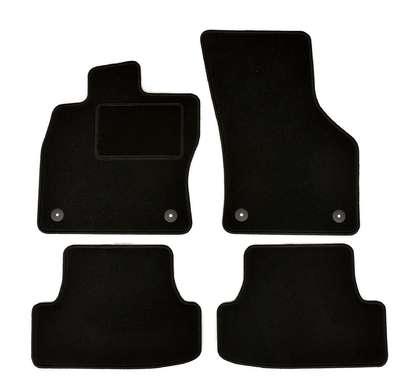 Dywaniki welurowe Seat Leon III od 2013- Classic 7mm