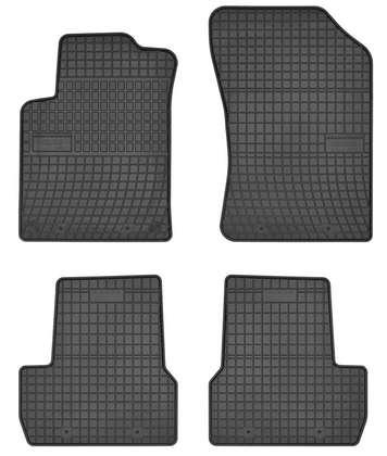 Dywaniki gumowe Citroen DS3 2009-2016 Frogum