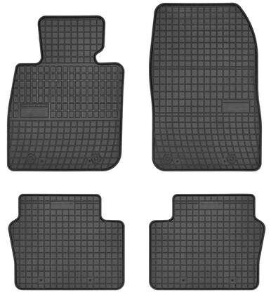 Dywaniki gumowe Mazda CX-3 od 2015- Frogum