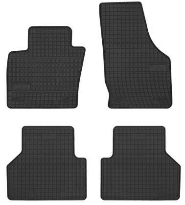 Dywaniki gumowe Audi Q3 2011-2018 Frogum