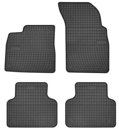 Dywaniki gumowe Audi Q7 II od 2015-  Frogum